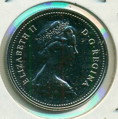 1978 Canada Fifty Cents, Choice Prooflike, Brilliant Uncirculated, Great Price!