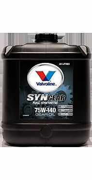 Outboard & Sterndrive Gear Oil High Perf 75W-140 Full Synth Gl5 1 Lt Valvoline