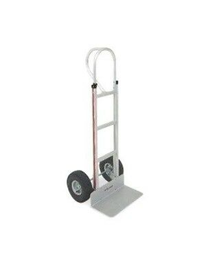Magliner Aluminum Hand Truck with Vertical Loop Handle & Carefree Tires