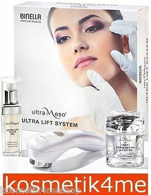 BINELLA ultraMeso Ultra Lift System Set Anti Falten-System mit Applicator