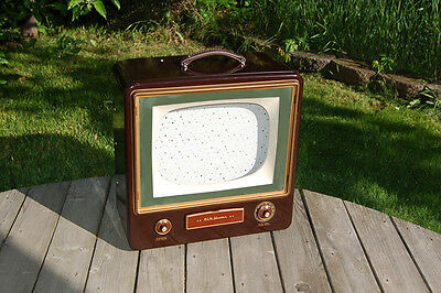 1954 RCA Victor Television to Amplifier / Custom Conversion