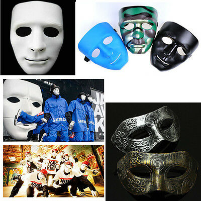 Hot Halloween Masquerade Scary Face Full Face Mask Festival Party Costume Mask