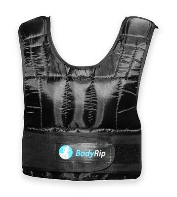 Adjustable Weighted Weight 5kg Vest Gym Training Running Comfortable Durable