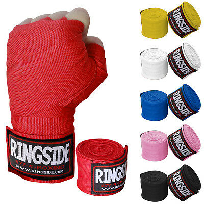 Ringside Mexican Style Hand Wraps - 10 Pair