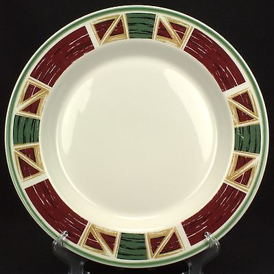 Tienshan Prairie Dinner Plate  DECORATION WEAR