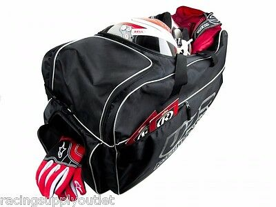 UPR Racing Supply        Gear and helmet Bag for Auto, Go Kart & Motorcycle Gear