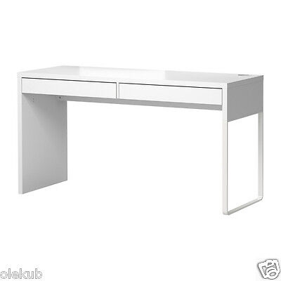 Furniture of america benjie modern desk with hutch cappuccino - Micke computer workstation ...