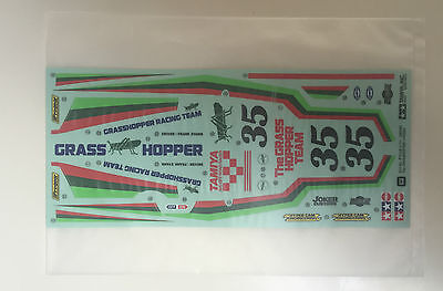 Tamiya 9495468 The Grasshopper Decals/Stickers NIP