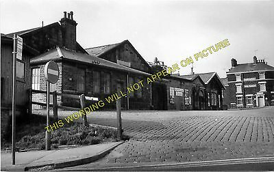 Glossop Railway Station Photo. Hadfield and Mottram Lines. Great Central Rly (3)
