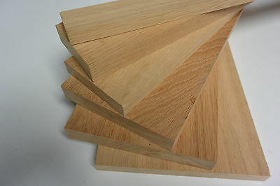 Solid Oak Timber - 20mm - choice of lengths and widths