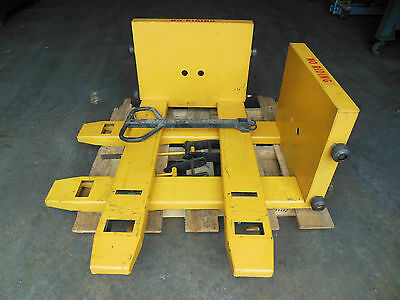 "2 Sets of Pallet Jack Forks - 48"" Long"