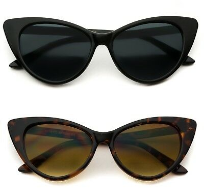"Cat Eye "" NIKITA"" Style Sunglasses Vintage Retro Fashion Women Shades"