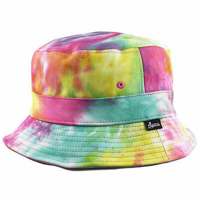 254d9e03d95 AGORA TIE DYE Denim Fresh Prince Snapback hat cap 5 panel NEW ...