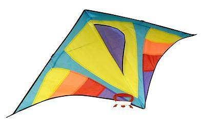 Big Large Kite 1.3M Wingspan Easy To Fly Childs Beginner Outdoor Stunt Sport 22