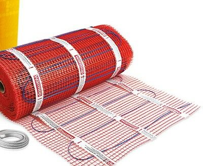 Warmup 150 W per Sqm Underfloor Heating Electrical Sticky Mat System