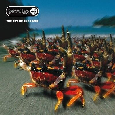 THE PRODIGY - THE FAT OF THE LAND BONUS EDITION (INKL.FAT EP) 2 CD Neuf