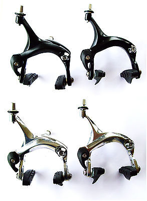 Road Bike / Fixie Track Bike Dual Pivot Alloy Brake Calipers