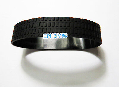 New LENS Zoom Rubber Grip Ring For Nikon AF-S 24-85mm 1:3.5-4.5G VR Replacement