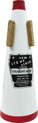 Humes & Berg 101 Stonelined Straight Trumpet Mute !