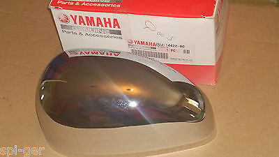 XV250 Virago V-Star R/66 Yamaha New Genuine Chrome Air Filter Cover 2UJ-14422-00