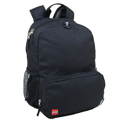 Lego Bags Carrygear Heritage Backpack Black, One Size
