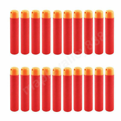 9.5 x 2cm Foam Sniper Gun Toy for Nerf N-strike Elite Mega Centurion Bullets Lot