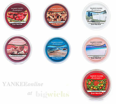 Yankee Candle Scenterpiece Easy MeltCups - NEW!