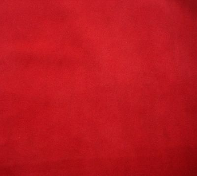 Suede calf skin leather Calfsuede Cherry BARKERS LEATHERCRAFT HIDE & SKINS H364