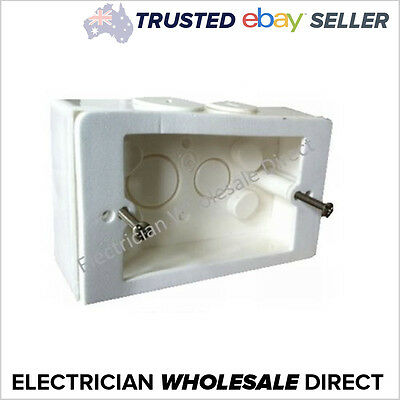Water proof Mounting Block IP66 for Power Point / Conduit Electrical Industrial