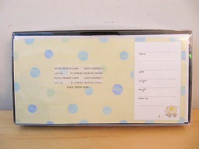 NEW Hallmark Baby Boy Girl 10 Photo Birth Announcements with Envelopes