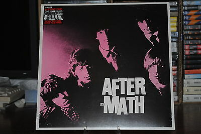 """The Rolling Stones After Math  Lp 33 Giri 12""""  Sealed!!!"""
