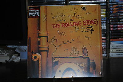 """The Rolling Stones Beggars Banquet  Lp 33 Giri 12""""  Sealed!!!"""