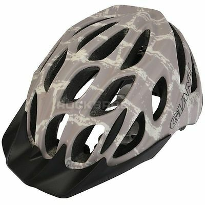 Giant REALM MTB Ciclismo Casco Cycling Helmet Talla S/M 50cm-54cm Gris