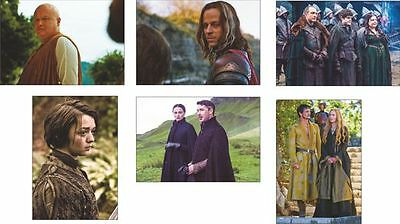 Game of Thrones Great New Postcard Set #4