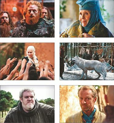 Game of Thrones Great New Postcard Set #6