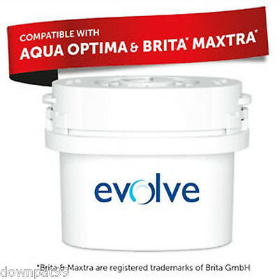 Brita Maxtra Compatible Water Filter Jug Cartridges 2, 4, 6, 8, 12 or 24 months