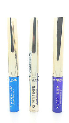 L'Oreal Super Liner Ultra Precision Eye Liner - Available in 3 Shades