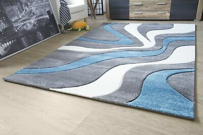New Modern Rug Ronda Floral Coral Design Colourful Soft Quality Mats Small Large
