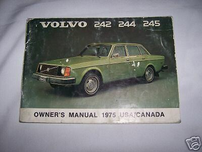volvo 740 owner s owners manual 1992 7 58 picclick uk rh picclick co uk Volvo 740 Wagon 1989 volvo 740 owners manual
