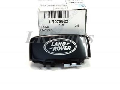 Land Rover LR4 Discovery 4 Remote Control Key Fob Cover Case LR078922 Genuine