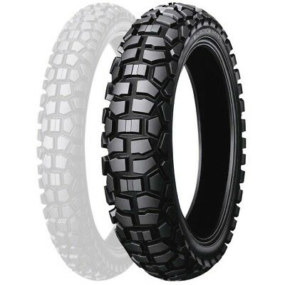 Dunlop NEW D605 Dual Sport Road Trail Bike 4.60-17 Offroad Motorcycle Rear Tyre
