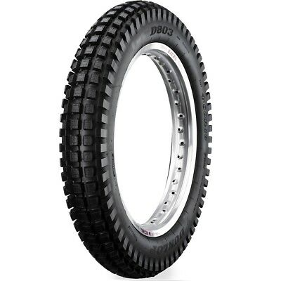 Dunlop NEW D803 120/100X18 Trials Competition Off Road Bike Motorcycle Rear Tyre