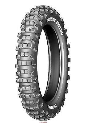 Dunlop NEW D909 Dual Sport Desert Race 140/80-18 DOT Enduro Motorcycle Rear Tyre