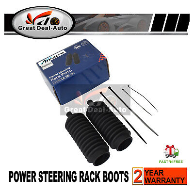 Ford Power Steering Rack Boots Falcon AU 1/2/3 BA BF Fairlane Set of 2 Brand New