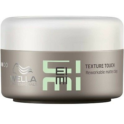 Wella Eimi Texture Touch 75ml Matte Clay Wax