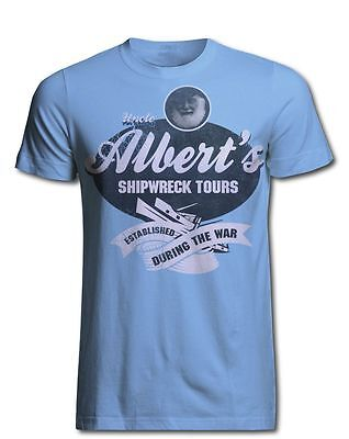 Only Fools and Horses Uncle Albert During the War Official T Shirt