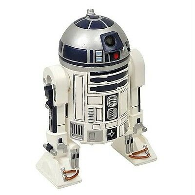 "R2-D2 Figure Bank Star Wars 11"" Diamond Save your Pennies..Save the World...RARE"