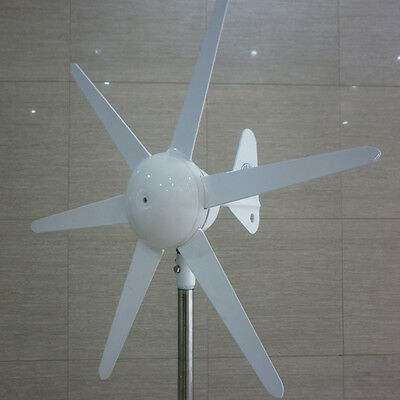 90W to 300W Wind turbines for outdoor power generation kit lighting