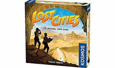 Lost Cities: The Card Game - Brand New!