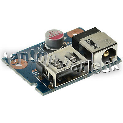 LENOVO G580 Charging Power Board DC Jack, USB Socket Port